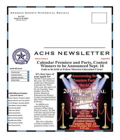 August 2014  – Volume 11 Issue 2
