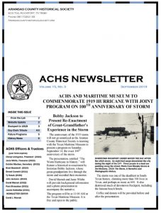 Newsletter Vol 15 Iss 3 Front